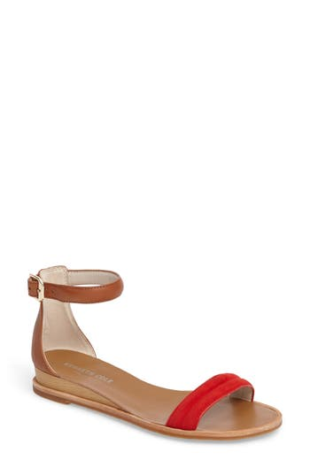 Kenneth Cole New York Jenna Ankle Strap Sandal