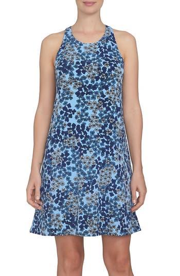 Cece A-Line Shift Dress, Blue