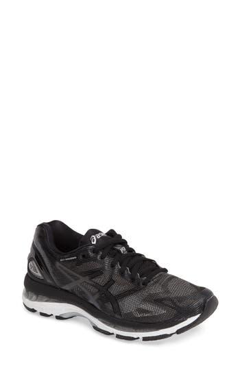 Asics Gel-Nimbus 19 Running Shoe, Black