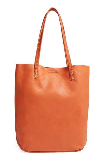 Frye Naomi Leather Tote - Orange