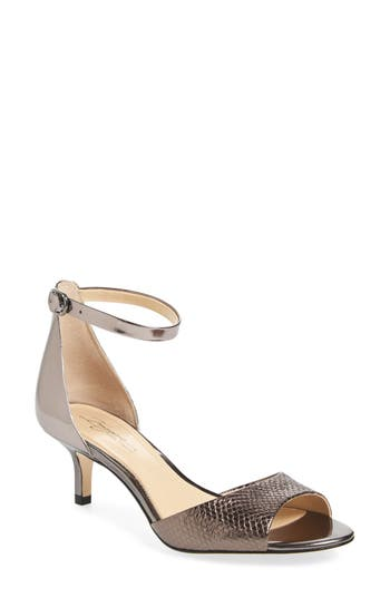 Imagine Vince Camuto Kiani Sandal- Grey