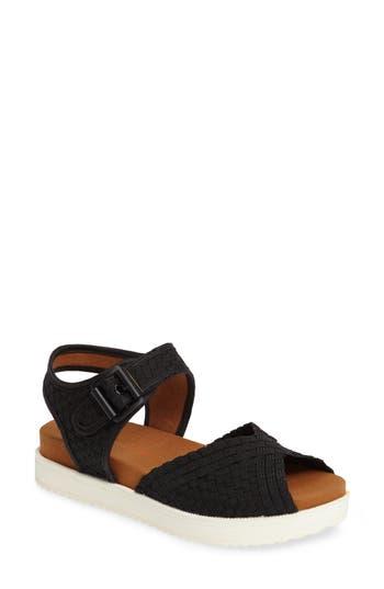 Bernie Mev. Endless Sandal, Black