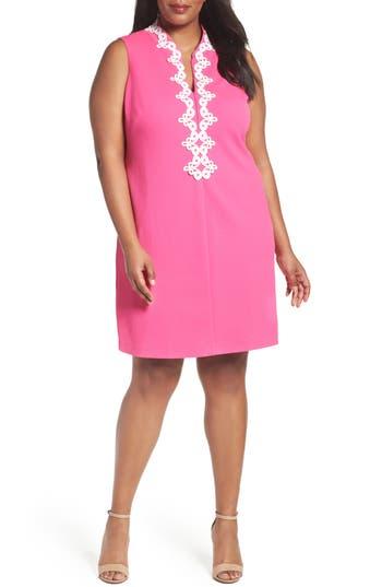 Plus Size Eliza J Sheath Dress