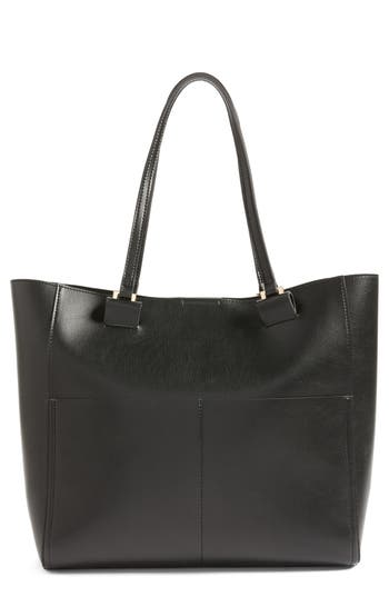 Sole Society Glenn Faux Leather Tote -