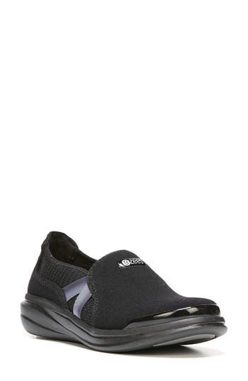 Bzees Cruise Slip-On Sneaker, Black