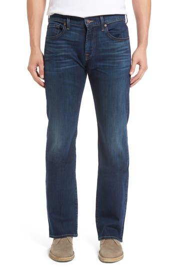 Big & Tall 7 For All Mankind Brett Bootcut Jeans, Blue