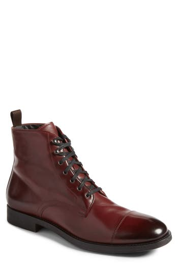 To Boot New York Bondfield Cap Toe Boot