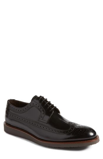 To Boot New York Hillsdale Longwing Derby, Black