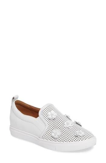 Women's Caslon Eden Perforated Slip-On Sneaker
