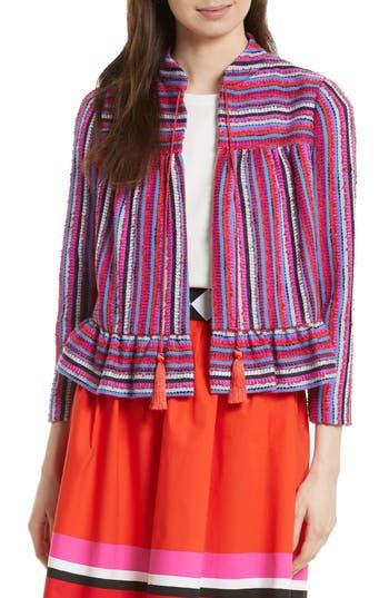 Kate Spade New York Woven Wool Blend Jacket