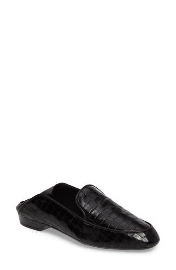 Robert Clergerie Fanin Convertible Loafer, Black