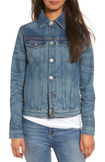 Women's Hudson Jeans Classic Denim Jacket