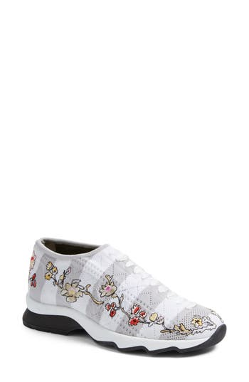 Fendi Marie Antoinette Sneaker - White
