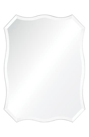 Renwil Otello Mirror, Size One Size - White