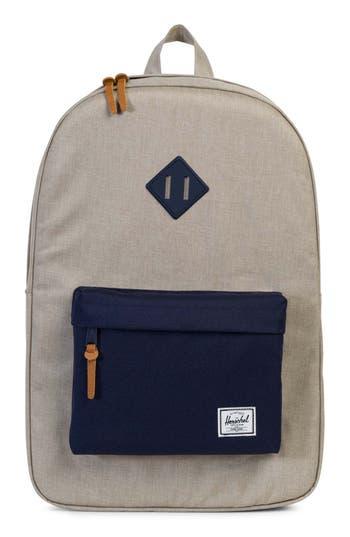 Herschel Supply Co. Heritage Backpack - Beige