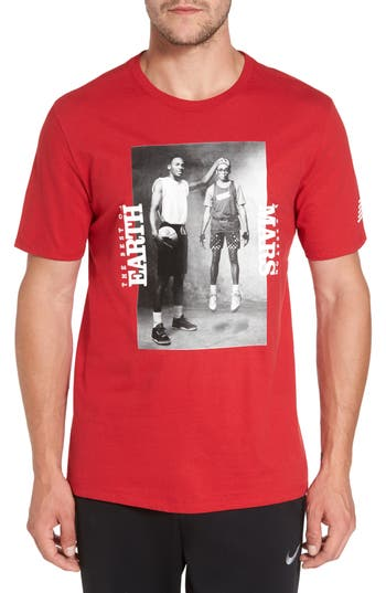 Nike Jordan Sportswear Mars Blackmon T-Shirt, Red