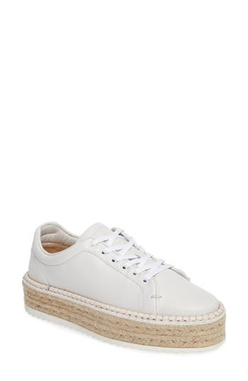 Rag & Bone Kent Espadrille Sneaker - White