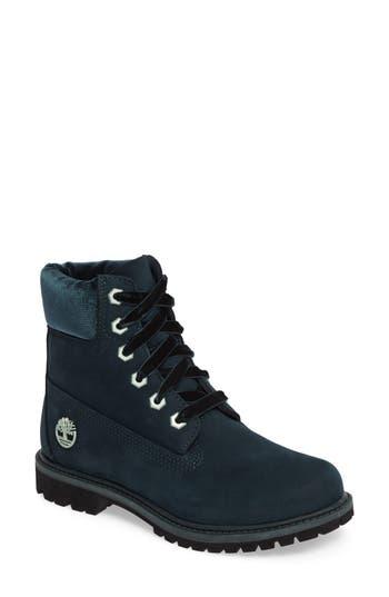 Timberland 6-Inch Premium Boot- Green