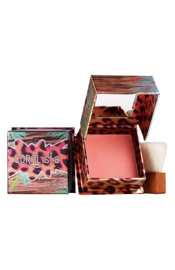 Benefit Coralista Coral Powder Blush - Coral
