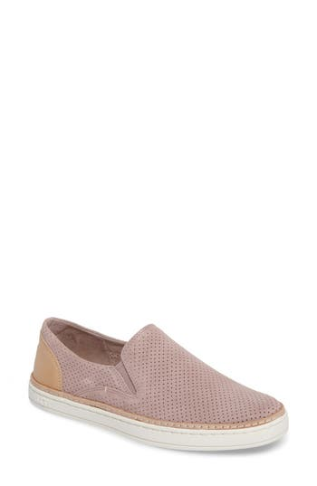 Ugg Adley Slip-On Sneaker, Purple
