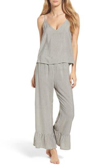 Women's Lacausa Stripe Pajamas