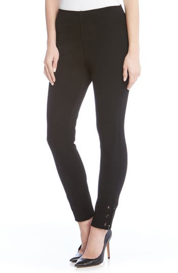 Women's Karen Kane Piper Grommet Detail Skinny Pants
