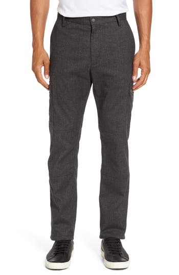Zachary Prell Rainer Cargo Pants, Grey