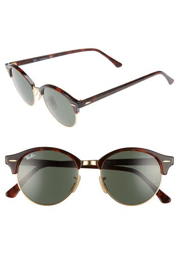 Ray-Ban 51Mm Sunglasses - Red Havana