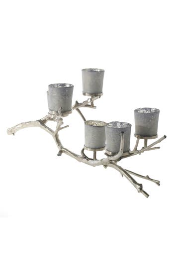 Accent Decor Wildwood Branches Candleholder, Size One Size - Metallic