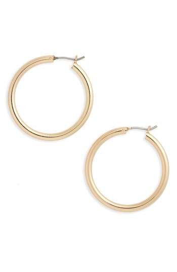 Halogen® Medium Endless Hoops