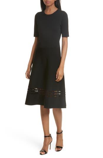 A.l.c. Sara Cutout Dress, Black