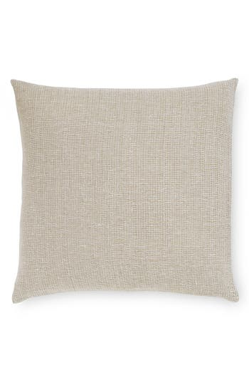 Sferra Perlo Accent Pillow, Size One Size - Beige