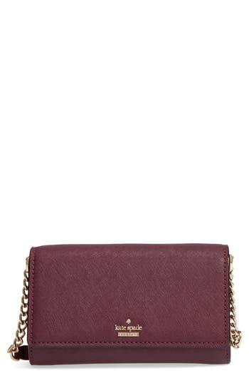 Women's Kate Spade New York Cameron Street - Corin Crossbody Bag - Purple