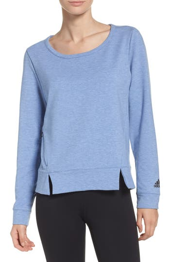 Adidas Performer Long Sleeve Pullover