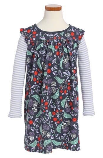 Girl's Tea Collection Thistle Print Dress