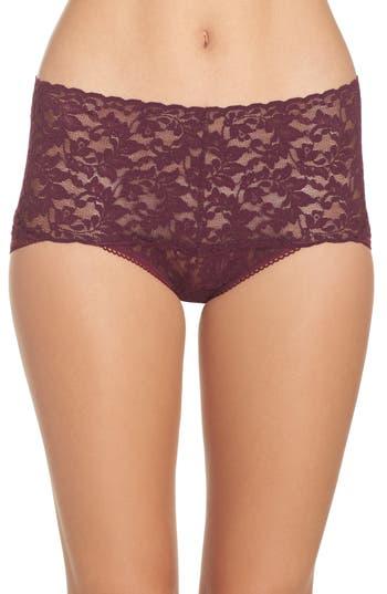 Women's Hanky Panky 'Retro Vikini' Briefs, Size Large - Purple