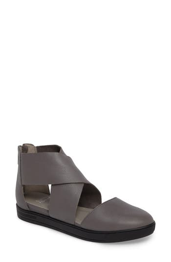 Eileen Fisher Carver Flat- Grey