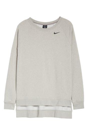 Nike Dry Versa Training Top, Grey
