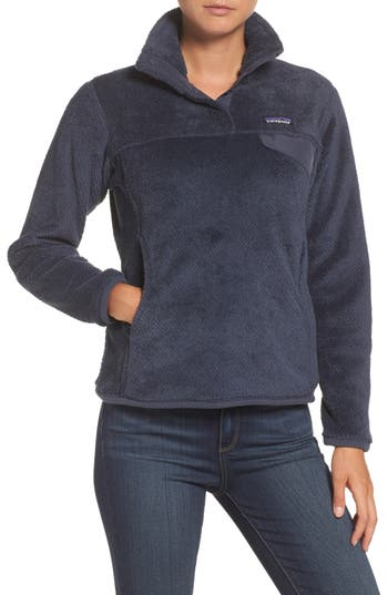 Women's Patagonia 'Re-Tool' Snap Pullover