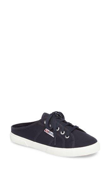 Superga 2288 Sneaker Mule, Blue