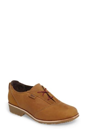 Teva De La Vina Dos Waterproof Sneaker- Brown