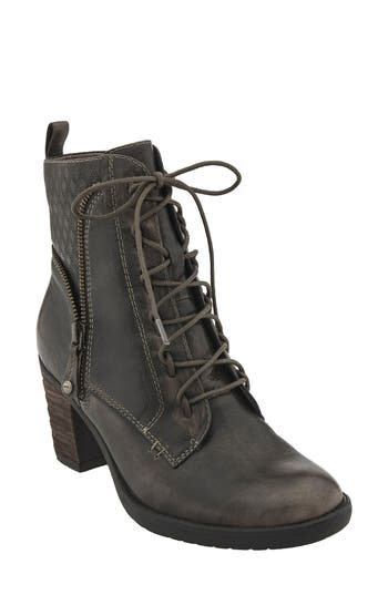 Earth Missoula Lace-Up Boot, Brown