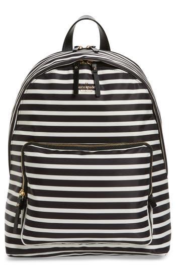 Kate Spade New York Tech Nylon Backpack - Black