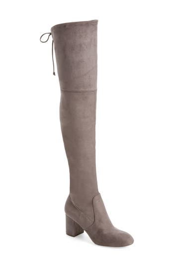 Charles By Charles David Owen Over The Knee Boot, Grey