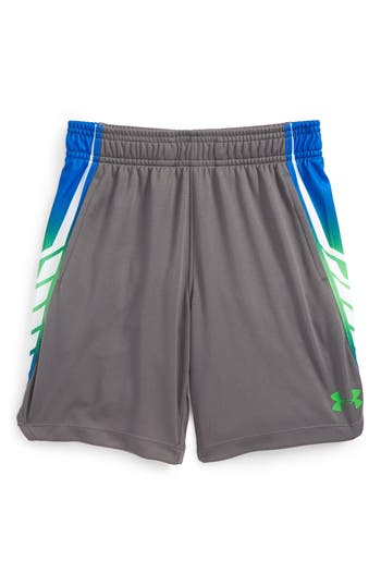 Boys Under Armour Gradient Select Shorts