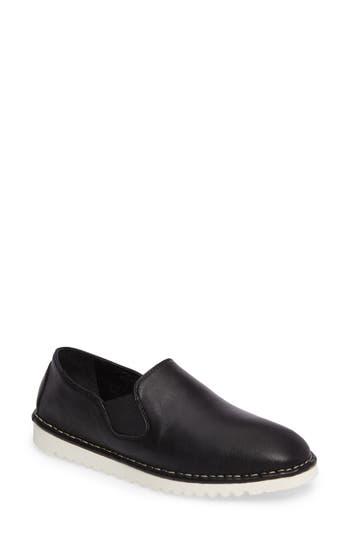Sesto Meucci Oralie Slip-On Sneaker, Black