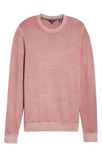 Ted Baker London Abelone Wool Sweater, Pink