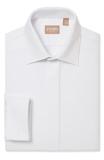 Gitman Regular Fit Tuxedo Shirt