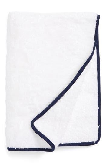 Matouk Cairo Guest Towel, Size One Size - Blue
