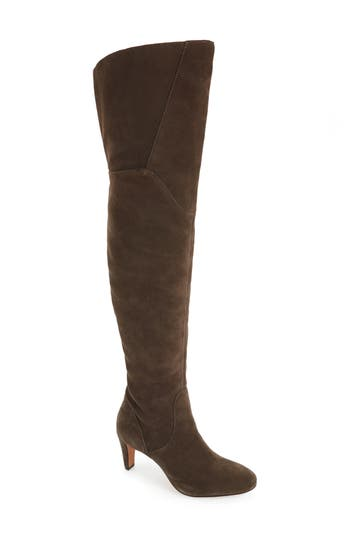 Vince Camuto Armaceli Over The Knee Boot, Green